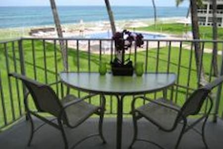 *Beautiful Beachfront Condo w/ Pool - Waianae - Appartamento