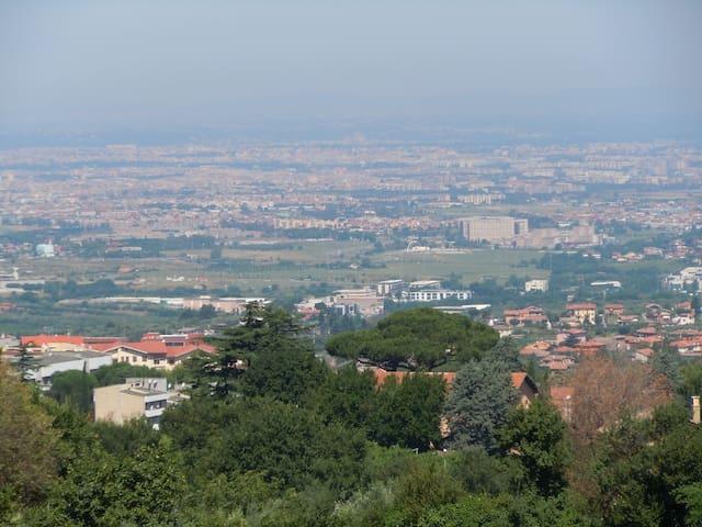 Uno spicchio di cielo a Frascati