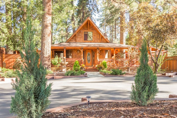 Between two Pines - Idyllwild-Pine Cove - Casa de campo