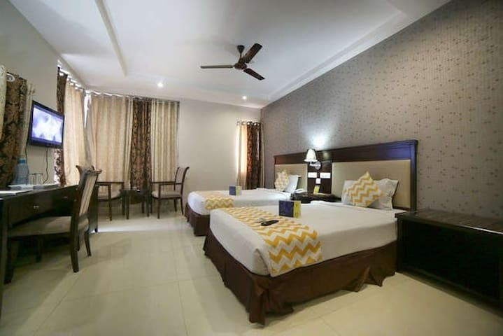Elegant and well-appointed room near Kondapur - Hyderabad - Byt