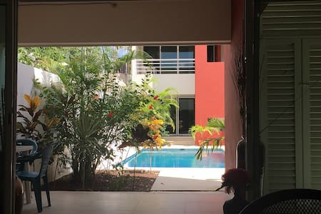Affordable 1 Bedroom, Pool and Botanical Garden - Tulum - Apartment