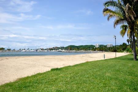Your beautiful beachfront villa! - La Cruz de Huanacaxtle - Villa