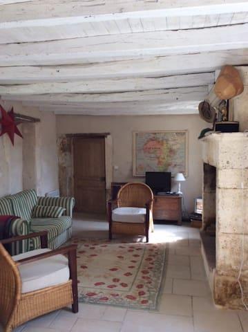 Fermes rénovée au coeur du Périgord - Léguillac-de-Cercles - Dům