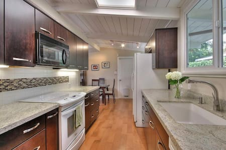 Modern 3bed 2bath house in Mt. View