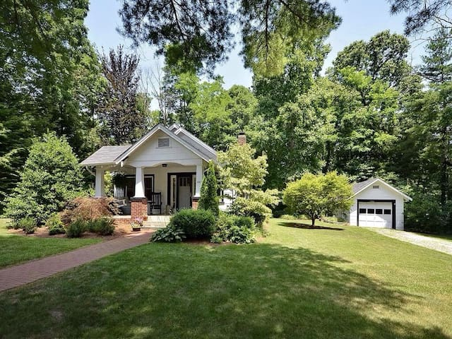Charming cottage near Asheville - Hendersonville - Casa