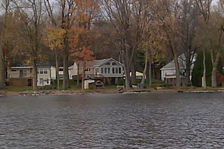 Finger Lakes Paradise (w/Dock) - West Monroe