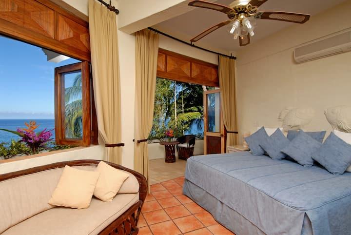 Oceanfront Bedroom2 Puerto Vallarta
