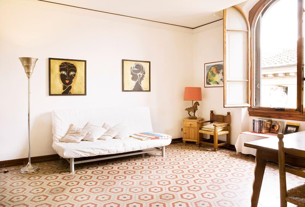 Elegante appartamento in centro appartamenti in affitto for Appartamenti in affitto firenze