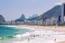 Praia Copacabana