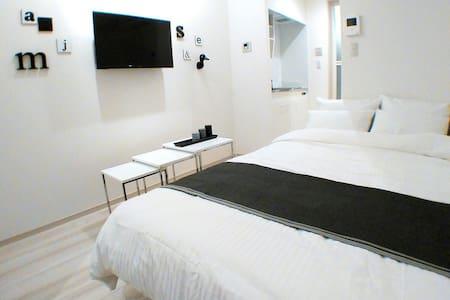 New Room Asakusa Ueno +Mobille WiFi - Arakawa - Apartamento