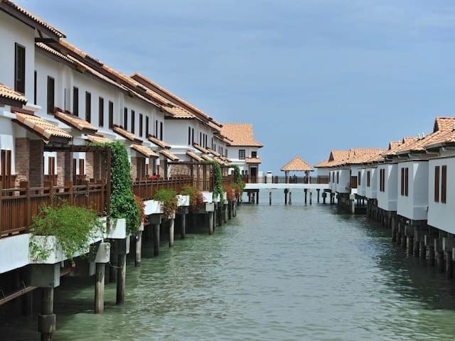 Grand Lexis with PRIVATE POOL - Port Dickson - Dağ Evi