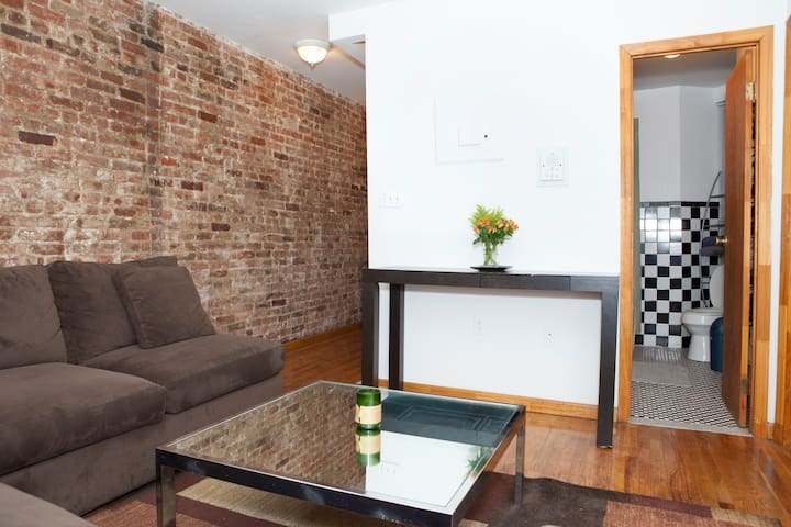 Cute East Village 2 Bedroom Apt.