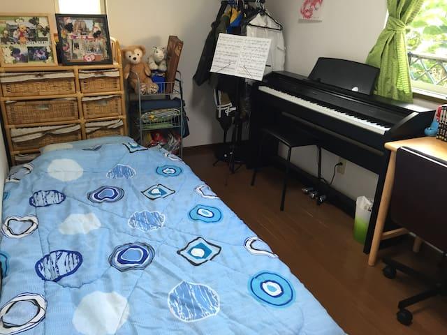 Clean quiet room in Tokyo - Setagaya  - House