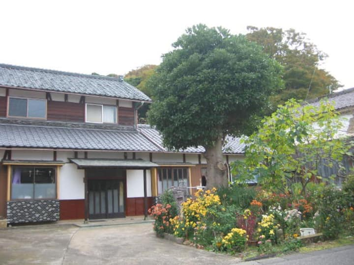 ゲストハウス   TAMADA    自由、気ままな一人旅を応援します