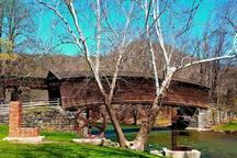 Humpback bridge near Covington VA, 35 minutes away
