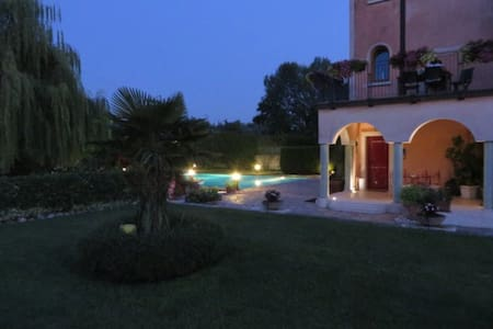 Luxury Apartment Lazise in front of Amazing Pool - Lazise