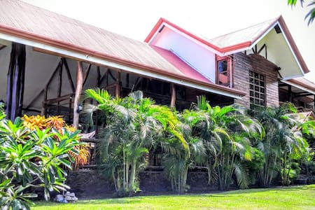 Southwoods Inn - The First Log Home in Negros Or. - Bacong
