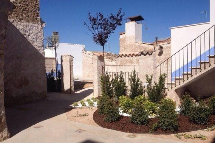 Casa Rural La Alvardana Baja - Horcajo de Santiago - Hus