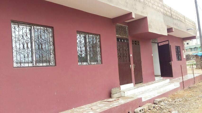 Appartement meublé  5 mn de l'ocean - Dakar - House