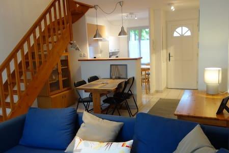 Agréable maison T3 duplex proche Blagnac - Merville