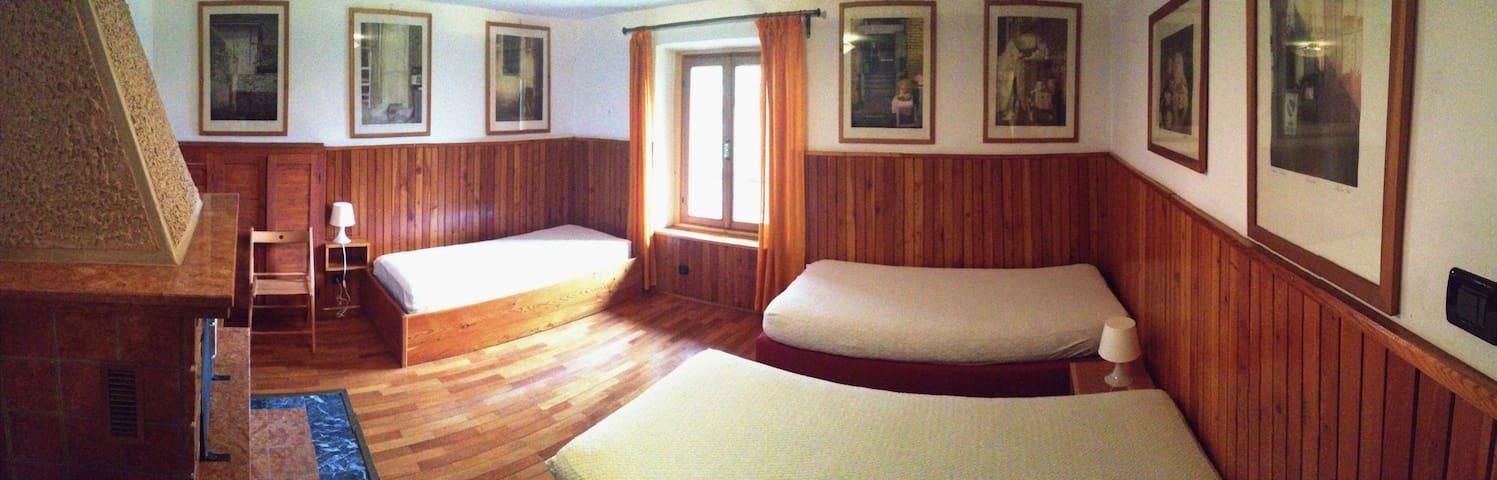 Appartamento Trilocale di 75mq - Commezzadura - Pis