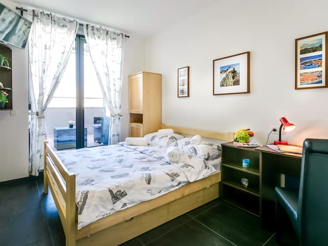 Hostel Moving - Zagabria - Bed & Breakfast