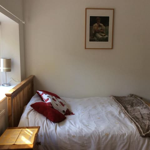 Flat with en-suite bathroom and sitting room - Burcombe - Appartement