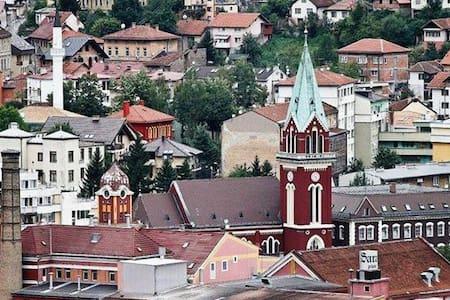 Old Sarajevo Adventure (Private room)
