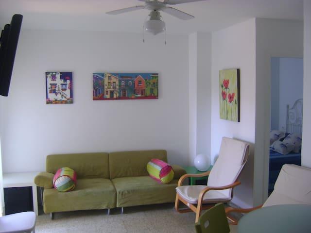 Apartamento en calahonda - Calahonda - Lägenhet