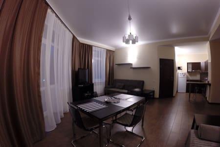 Апартаменты Вершина 3-х комнатные - Dombay