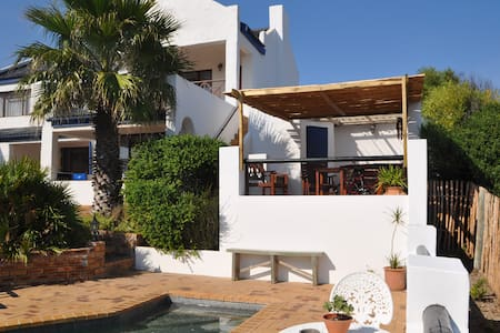 Double or twin room at Saxon Lodge - Gansbaai - Wikt i opierunek
