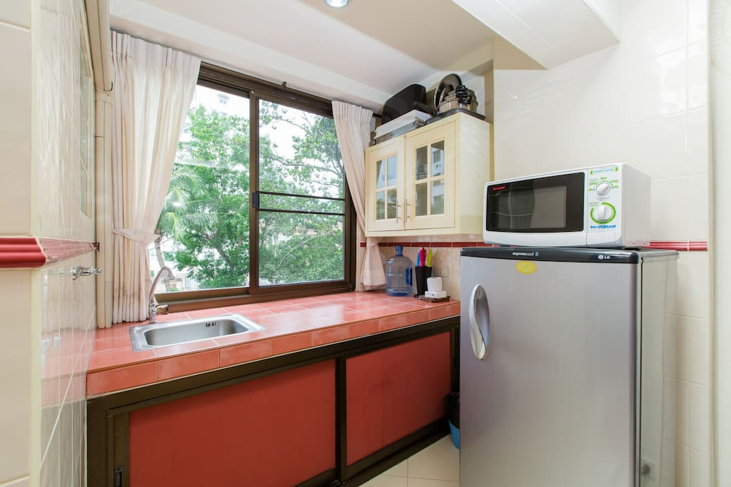 (C375) studio with bunk bed for 4
