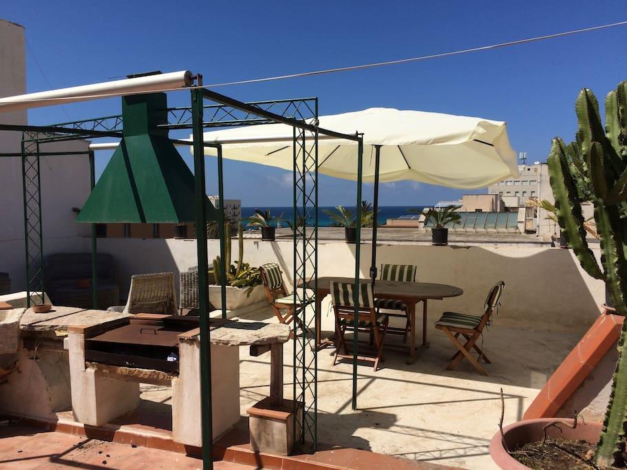 Camera matrimoniale con bagno - Bed & Breakfast in affitto a Trapani, Sicilia, Italia
