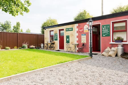 Self-Catering Cosy Courtyard West Wicklow - Grangecon - Jiné