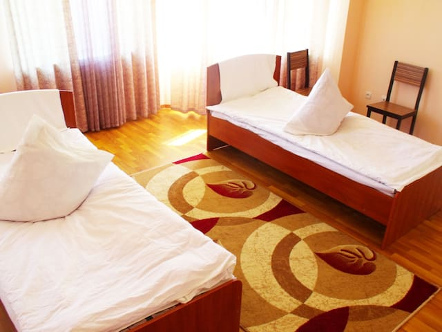 Чистые спальные комнаты