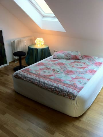 Cosy Room Close To The River - Heidelberg - Departamento