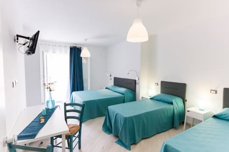 B&B StanzeDelMare Coris tripla - Balestrate - Bed & Breakfast