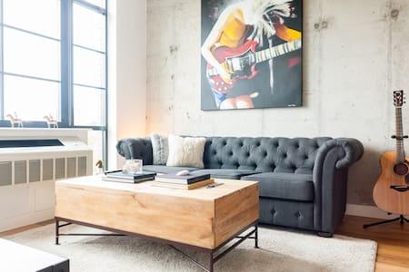Luxury 1 Bedroom Downtown Brooklyn