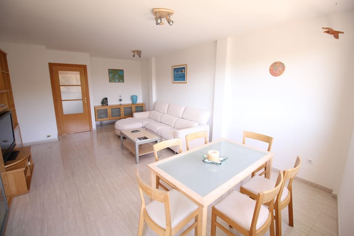 COSTA DE BARCELONA,WIFI,PARKING,PLAYA,VISTA AL MAR - Sant Pere de Ribes - Daire