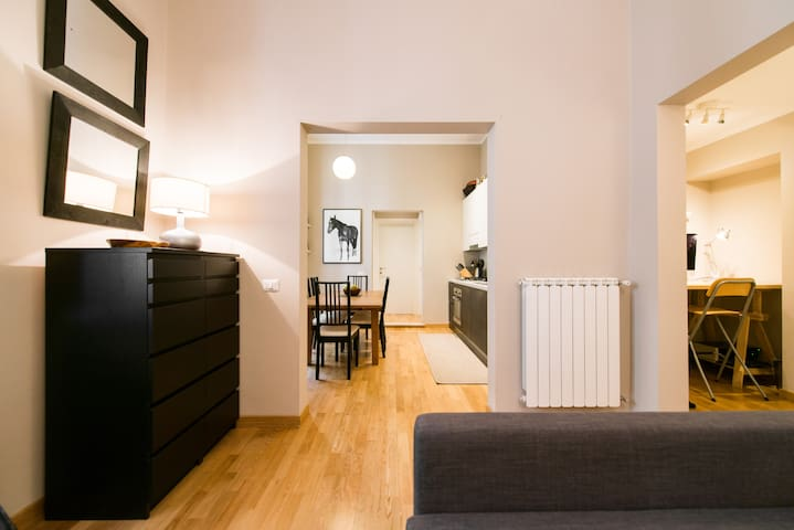 Brand new apartment near Colosseum