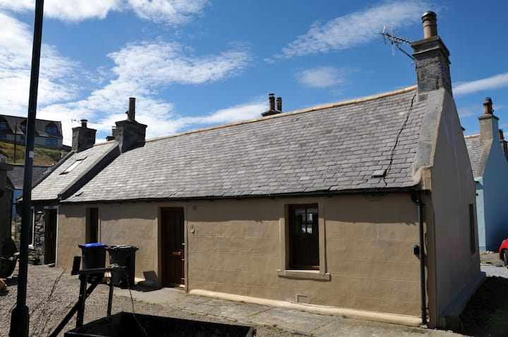 Dram Cottage, Sandend