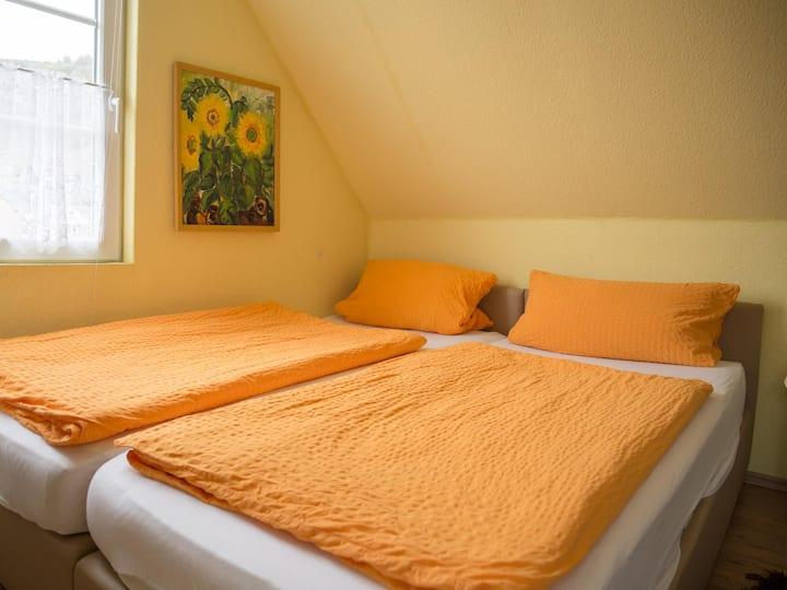 2 Zimmer Apartment im Haupthaus