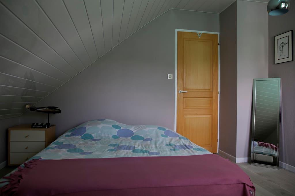 chambre douillette et spacieuse maisons louer seloncourt franche comt france. Black Bedroom Furniture Sets. Home Design Ideas