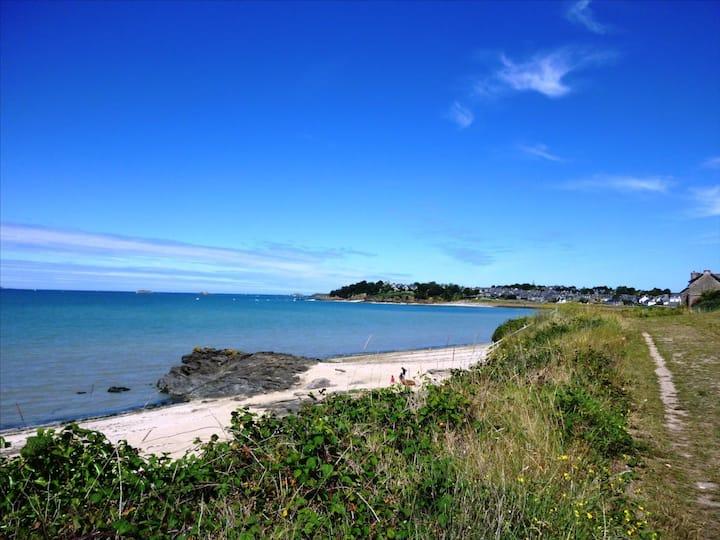 La Calimarine , 200 m de la plage
