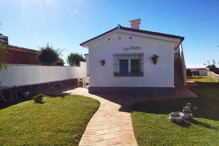 Strandhaus m. Garten, Marbella - Marbella - Maison