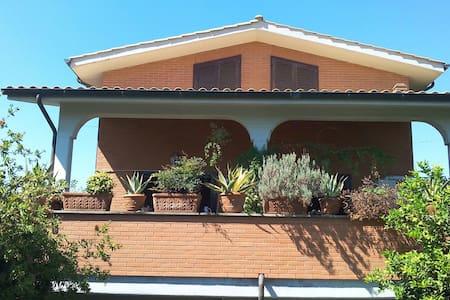 Splendida villa immersa nel verde ! - フィアーノロマーノ