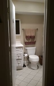 Clean,cozy,private rm,bath,entrance - Atlantic Highlands - House