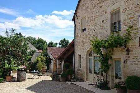 """""""Chez les Prunes"""" Maison de charme - Auxey-Duresses"""