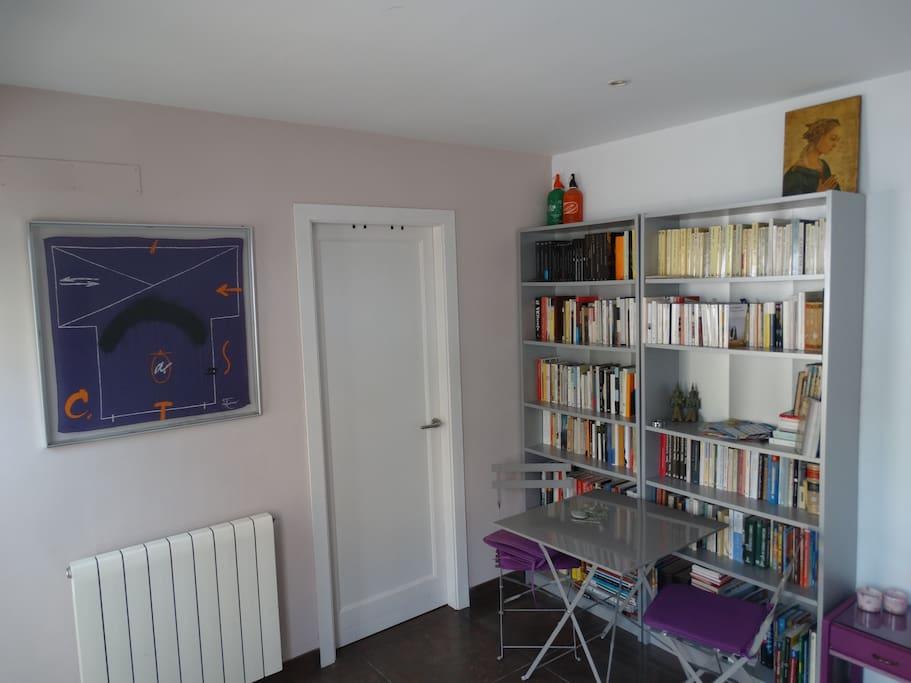 Estudio independiente con cocina apartamentos anexos en - Estudio palma de mallorca ...