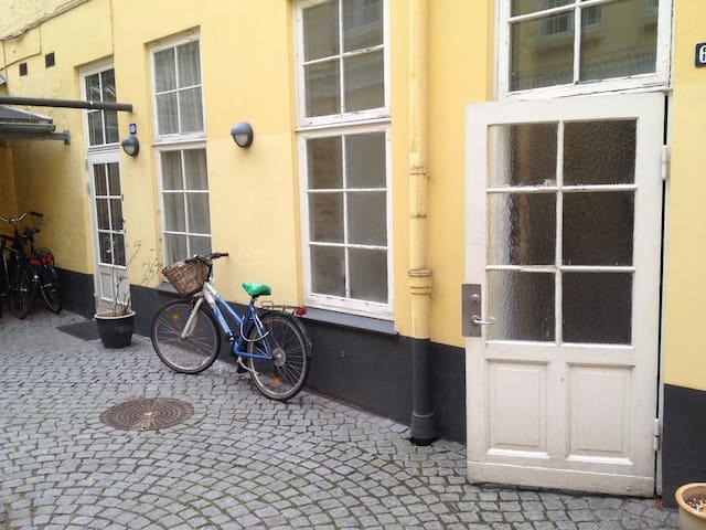 In the heart of Copenhagen - København - Apartment